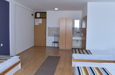 Four bedded rooms novi sad